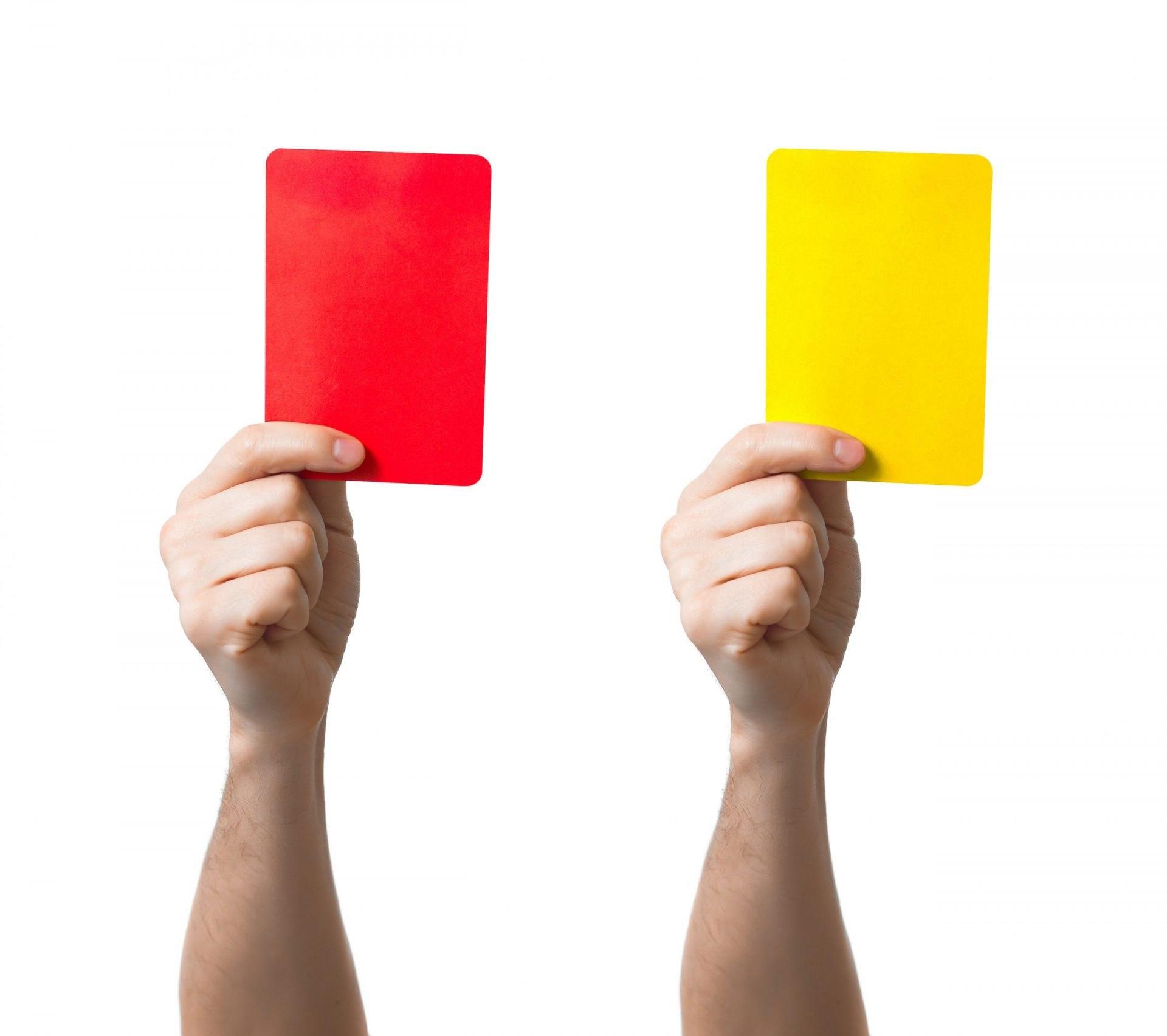 Abmahnung: die gelbe Karte im Arbeitsrecht